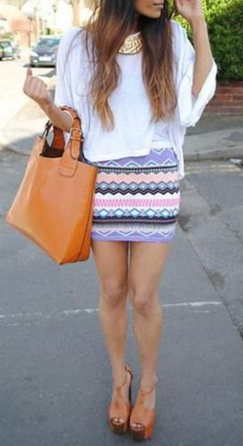 Seon A O.'s Looks: summer Look <3