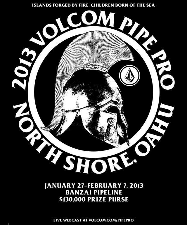El Volcom Pipe Pro 2013 abre la temporada de surf 2013