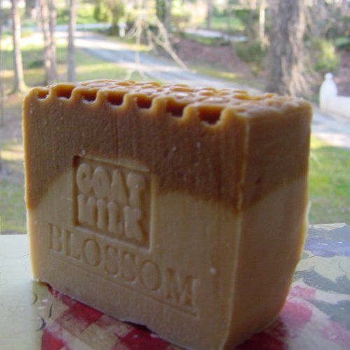 3Goat's Milk with Golden Blossom #Honey and Oatmeal Soap (Exfoliant) Made With Local Farm Fresh #Goat Milk Natural Handcrafted Soap LLC http://www.amazon.com/dp/B001AKR15G/ref=cm_sw_r_pi_dp_RsAVub17JVP0X