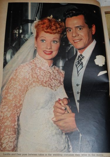 Lucy And Ricky Wedding Love Costumes In Remembrance Of Her 100th Birthday Edelweiss