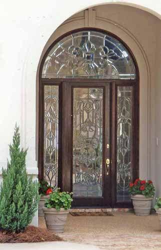 Leaded Glass Doors Doors By Design Daphne Alabama