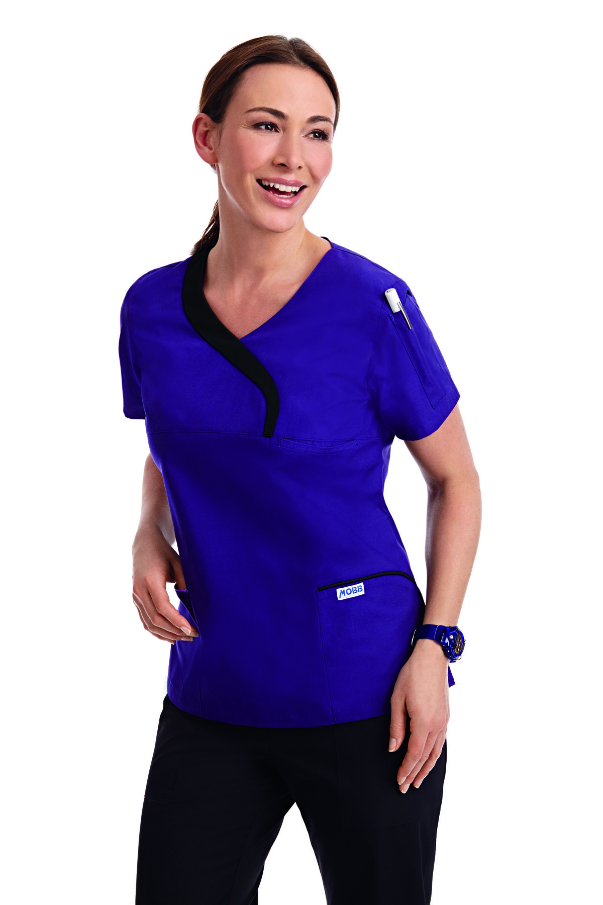 b54a9516bc7 Solid Color & Print Scrubs Tops | Nurse Uniforms | Medical Wear | Dixie  Uniforms Canada