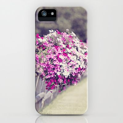 Lead, follow, or get out of the way iPhone Case by Irène Sneddon - $35.00