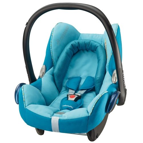 Maxi-Cosi CabrioFix Car Seat in Mosaic Blue | Baby | Pinterest | Car ...