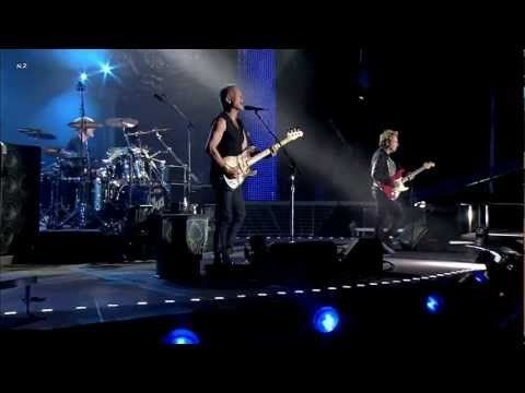 Can T Stand Losing You 2008 Live Live Video Police Losing You