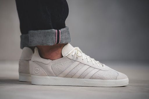 80b8e04c43b21 adidas Originals and wings + horns Drop an Ultra Clean Trio of Sneakers