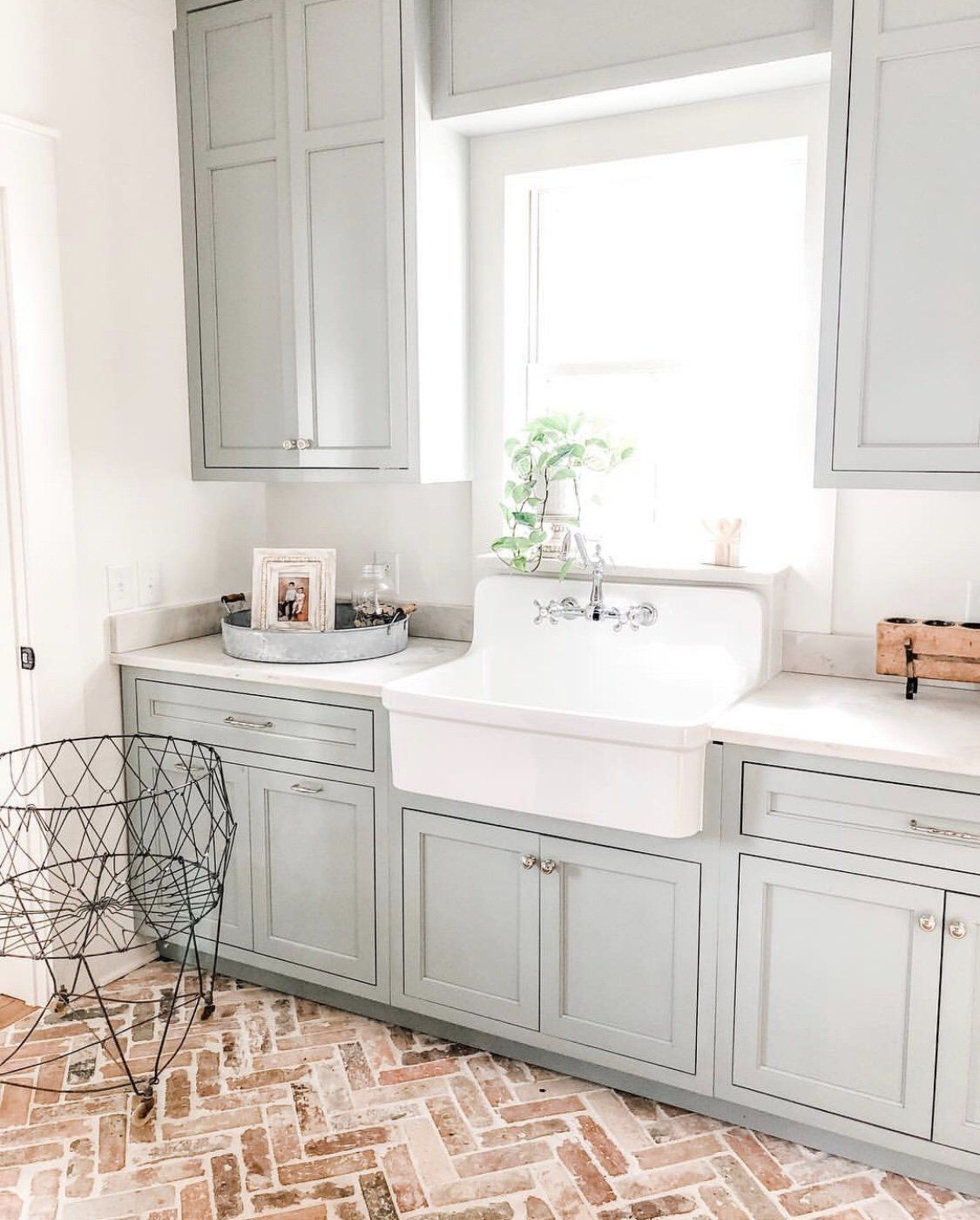 Photo of All About the Blues: My Top Blue Choices for Laundry Rooms – Jettset Farmhouse