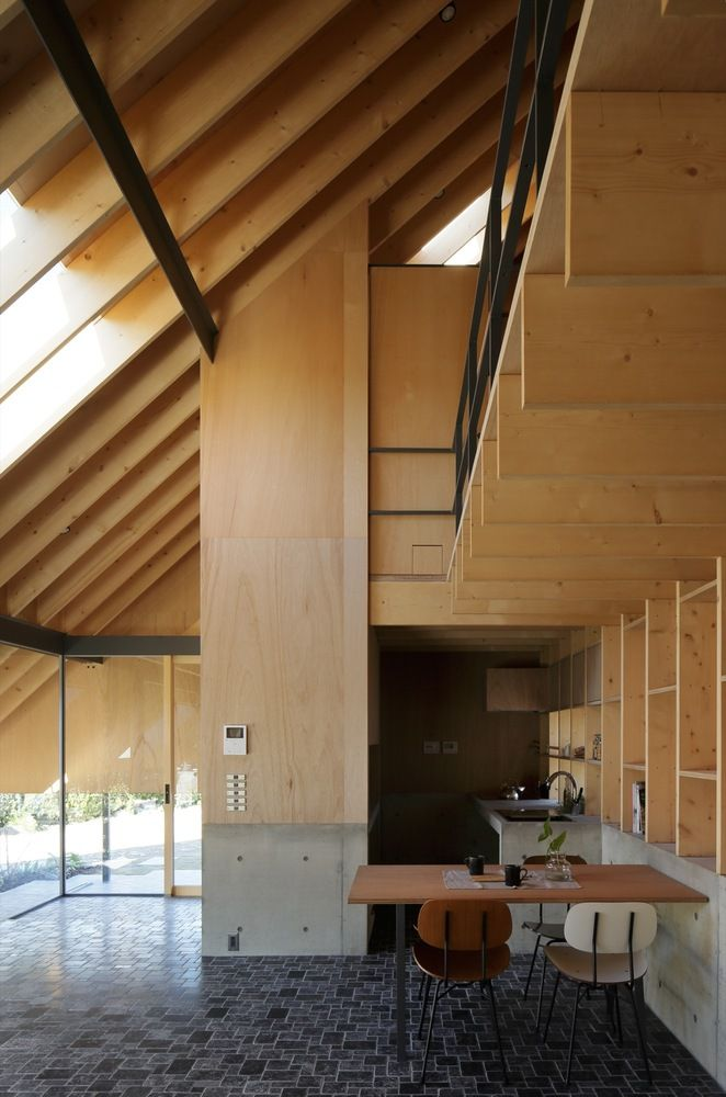 Gallery of Eaves House / mA-style architects - 32