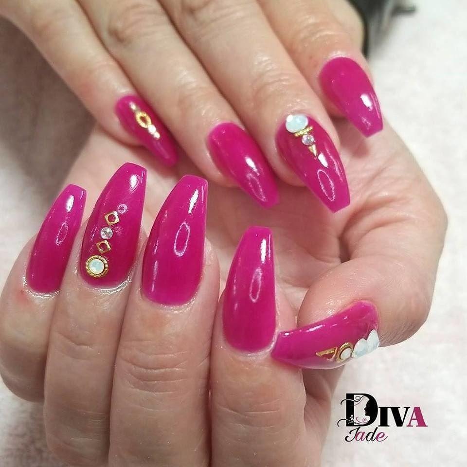 Salon De Beaute Ongles Cils Nails Art Nails Beauty
