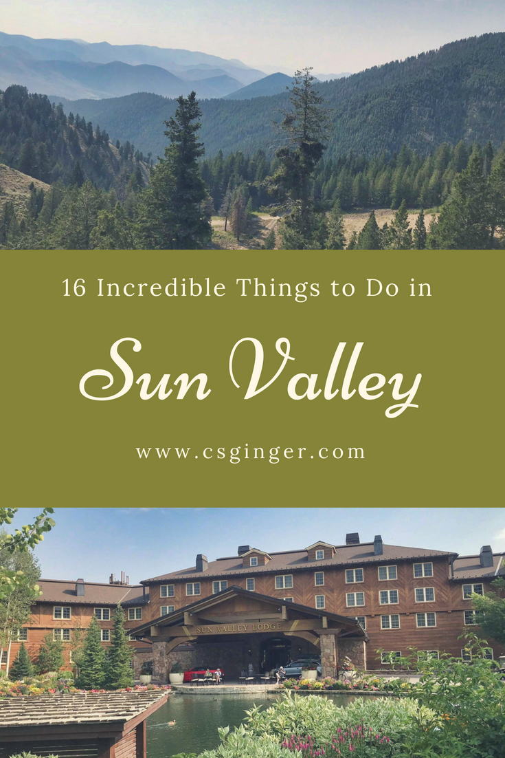 16 Incredible Things To Do In Sun Valley Cs Ginger Sun Valley Idaho Sun Valley Idaho Travel
