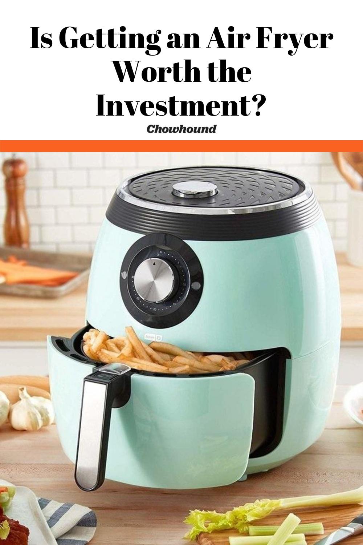 Does an Air Fryer Deserve a Spot Next to Your Instant Pot