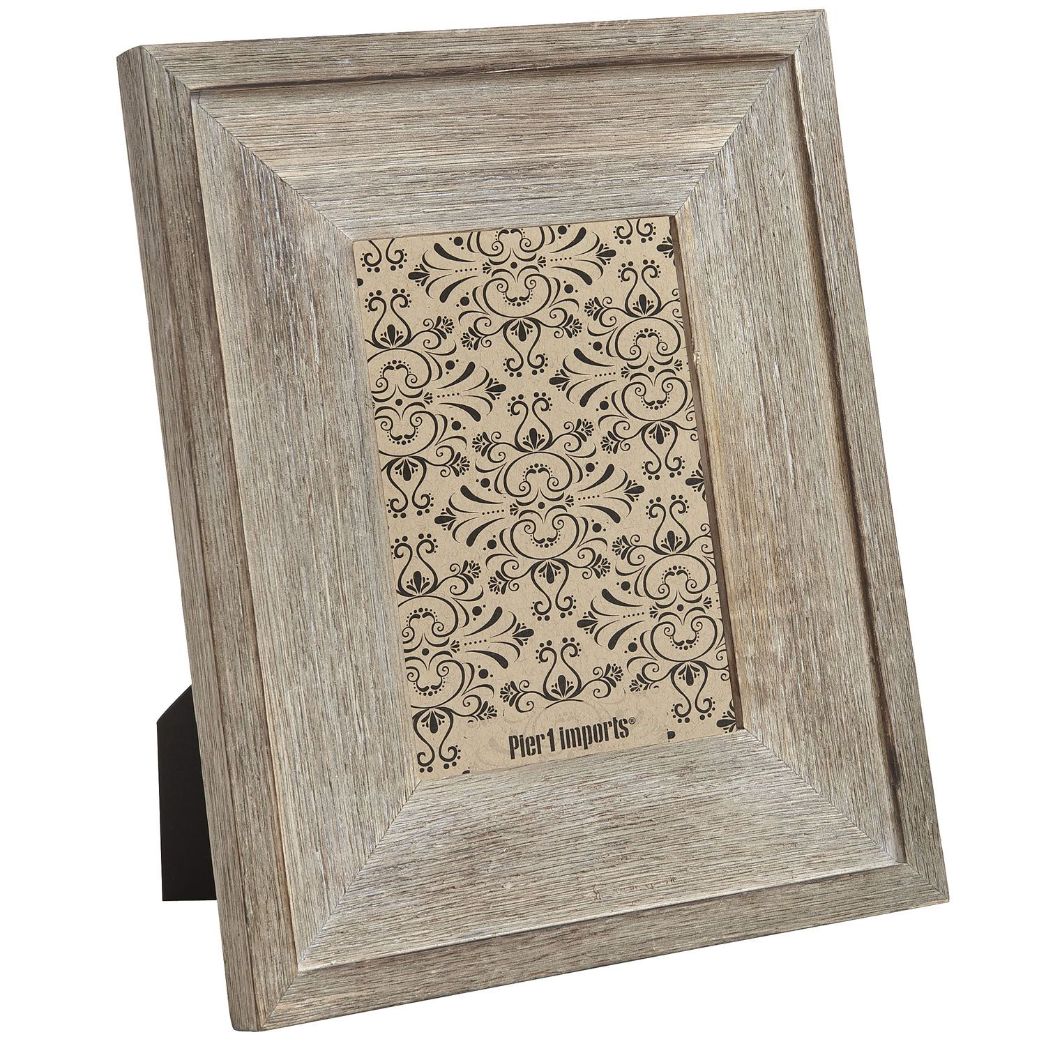 Barn Wood Smoke Frame - 5x7 | Pier 1 Imports | Apartment Wants ...