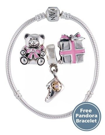 Parity Baby Shower Pandora Charm Up To 67 Off