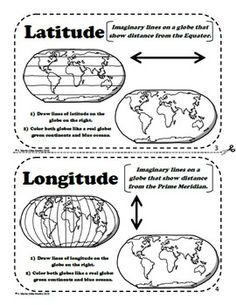 Maps and Globes - A Printable Book for Introducing Map Skills ...