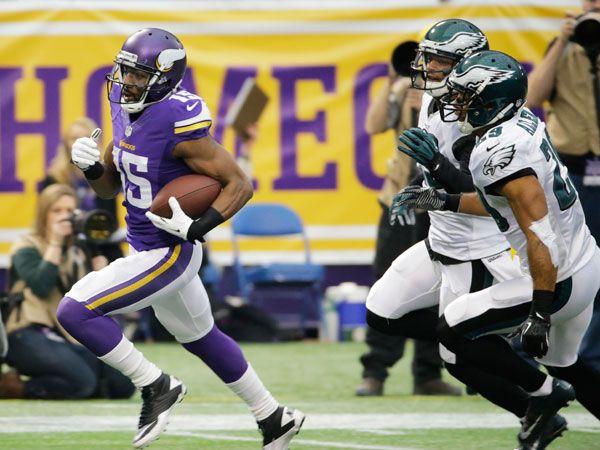Eagles' Defense a NoShow in Minnesota Sporting live