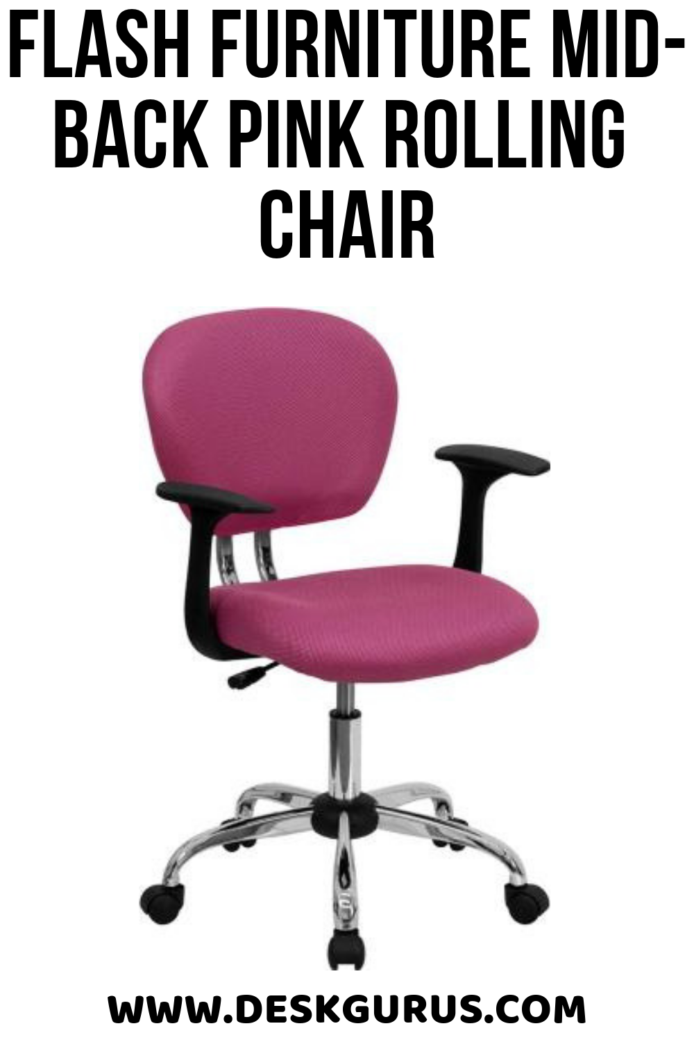 Stupendous Round Up The Best Pink Desk Chair Desk Chairs Desk Beatyapartments Chair Design Images Beatyapartmentscom