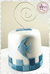 Mini Cakes - MarziAnn
