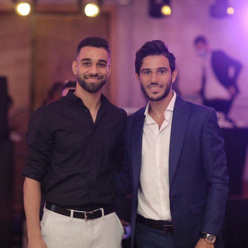 Amrelsoulia Official On Instagram ألف مبروك يا عريس ربنا يتمملك على خير يا حبيبى Talk Show Black Scenes