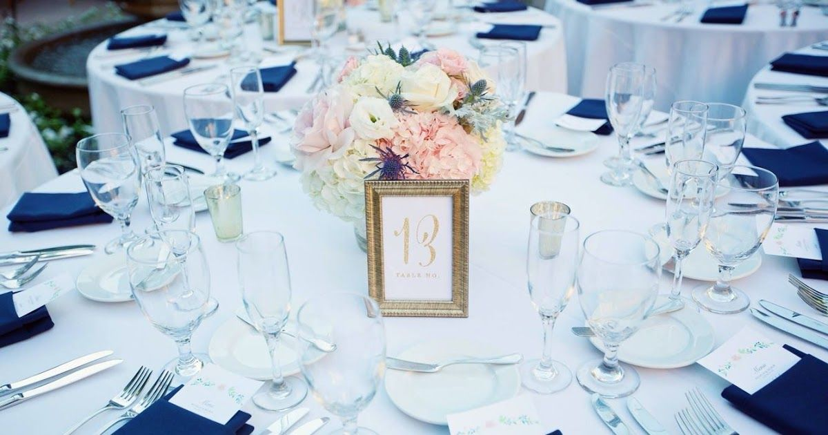 Best Of Royal Blue Wedding Table Decorations In 2020 Wedding