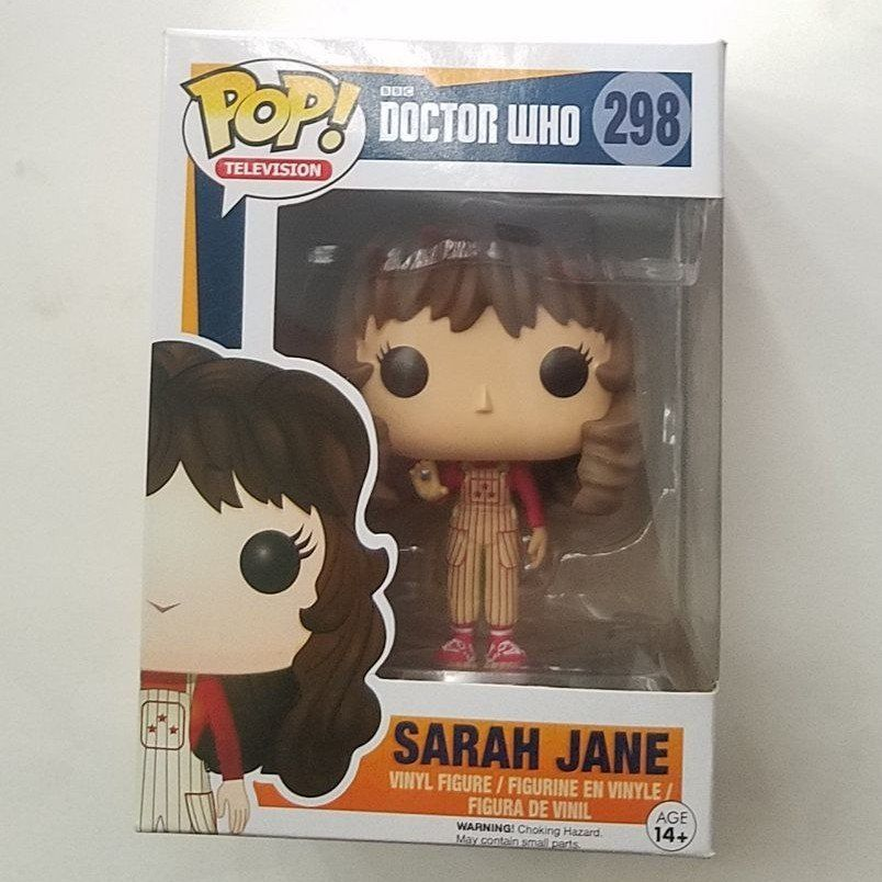 Funko Television POP BBC Dr. Who Sarah Jane Vinyl Figure