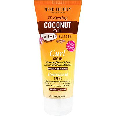 Marc Anthony Hydrating Coconut Oil Shea Butter Curl Cream Curl