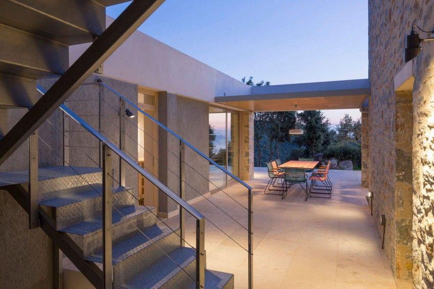 HHH Architects Designs a Private Villa on