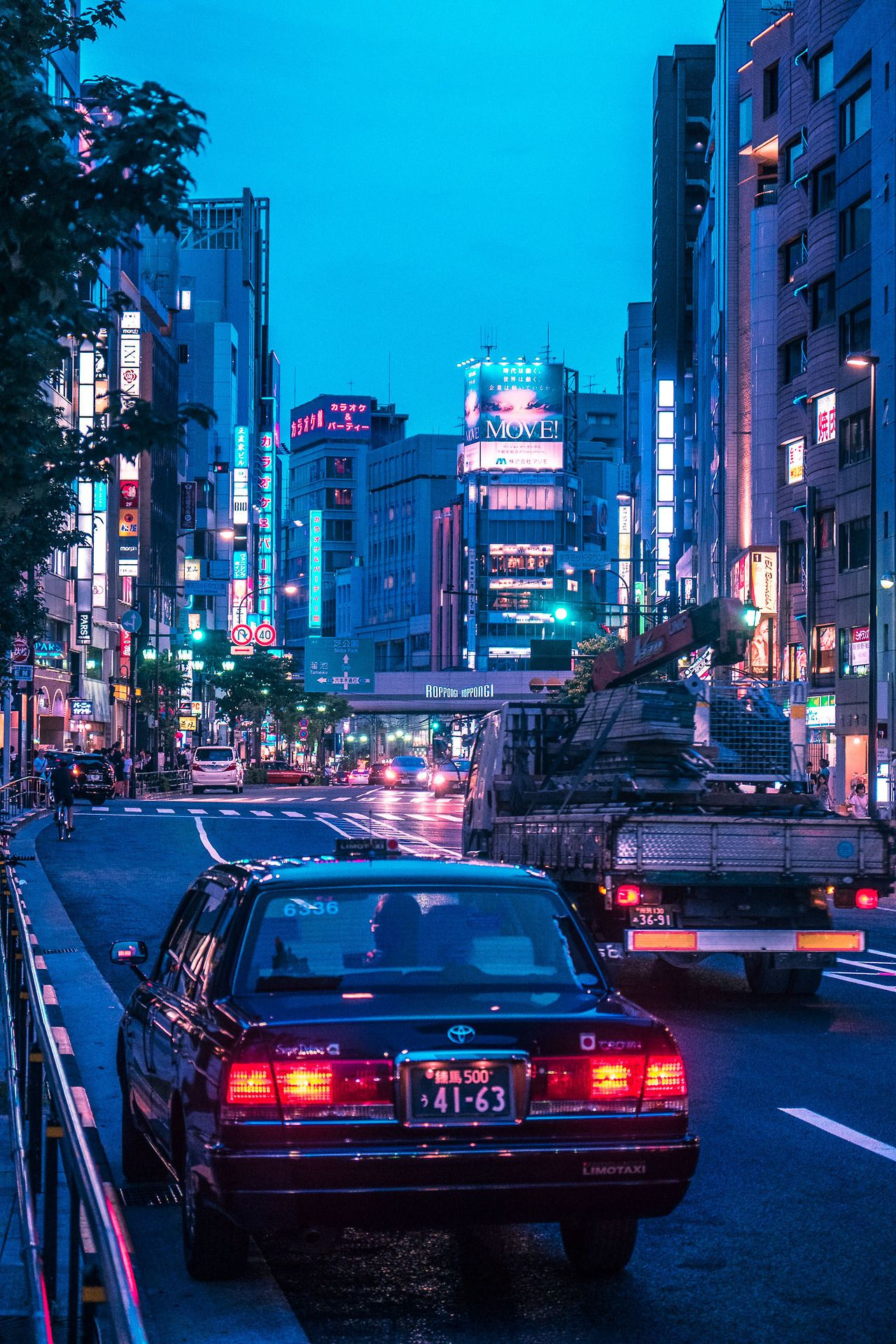 Roppongi Tokyo Japan Jdm Wallpaper Japanese Sports Cars Retro Cars