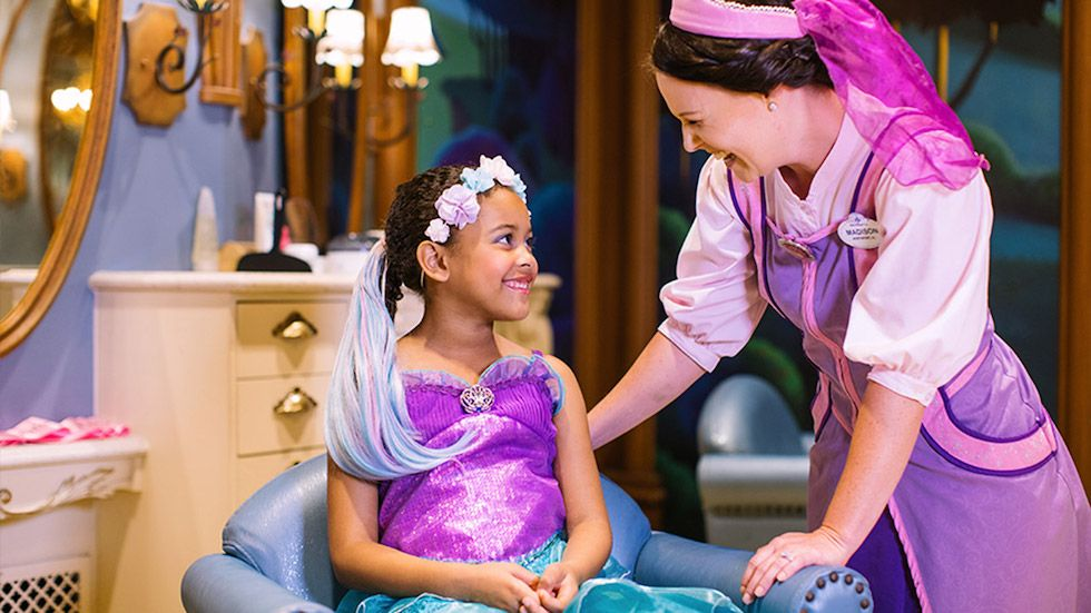 Reservations Now Available For Bibbidi Bobbidi Boutique At