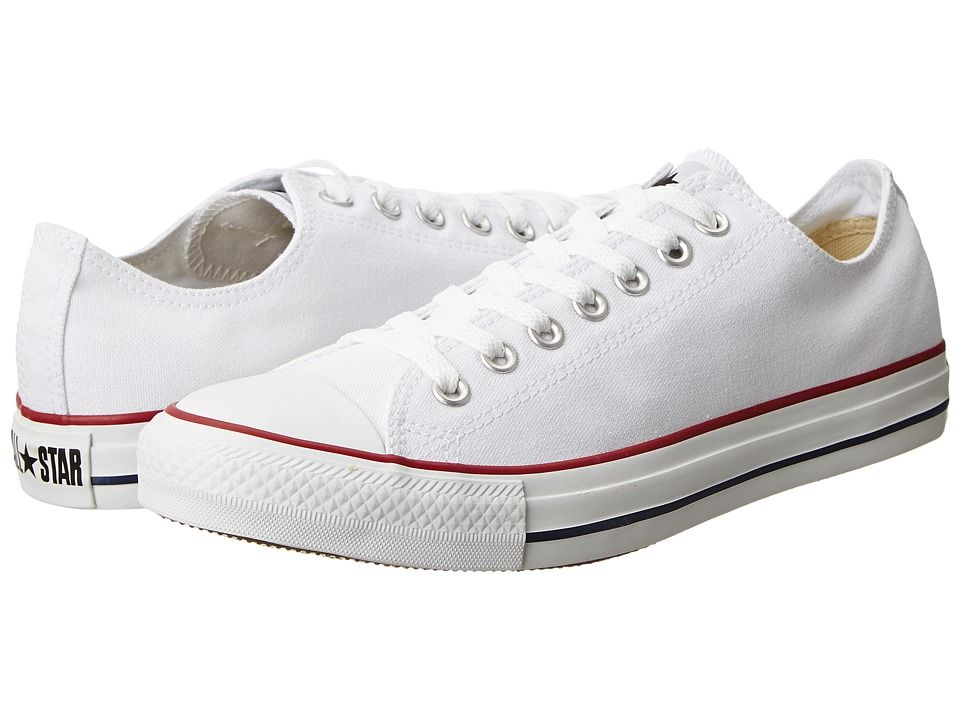 92a8d6621dd Converse Chuck Taylor All Star Core Ox (Optical White) Classic Shoes ...