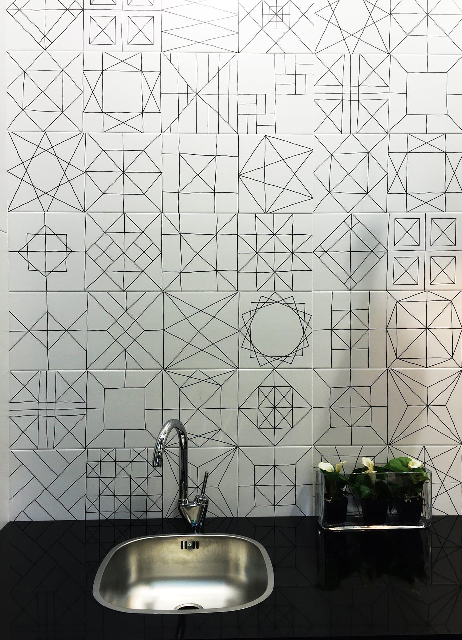 before you remodel 6 tile trends you should know fliesen selber machen und badezimmer. Black Bedroom Furniture Sets. Home Design Ideas