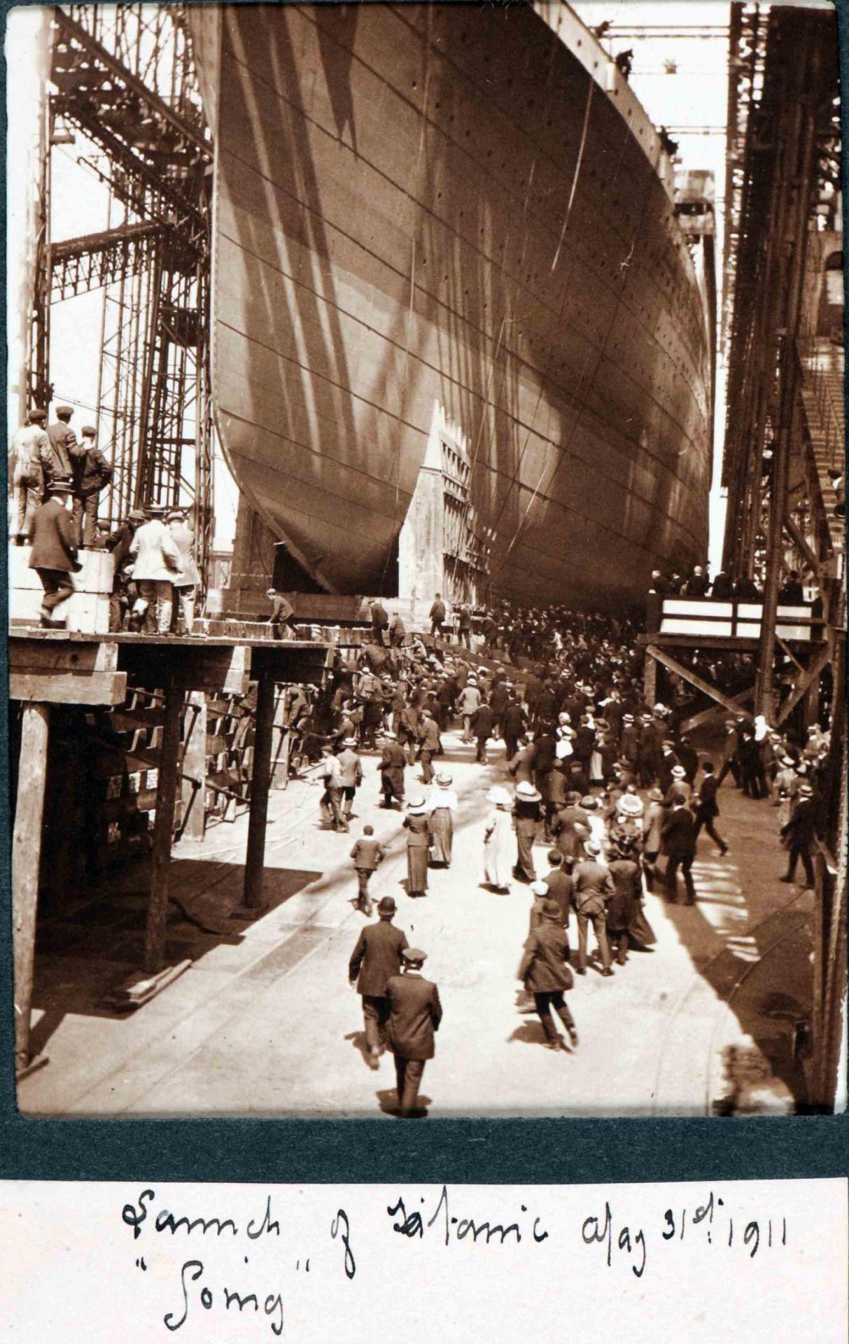 Rmstitanicfacts Titanic Ship Titanic History Titanic