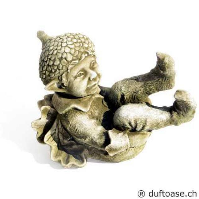 Elfe Acorn Steinguss Fiona Jane Scott Gartenfigur Fiona Jane Scott Figuren Cleopatra S Duft Oase Gartenfiguren Figur Skulpturen