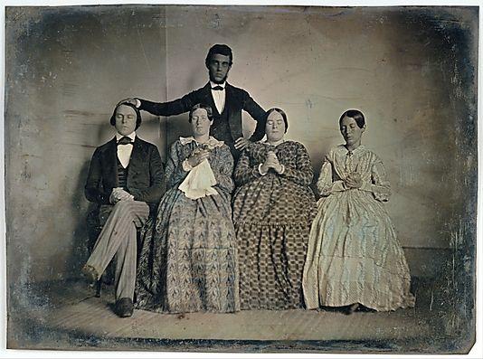 (c.1845) Hypnotism session