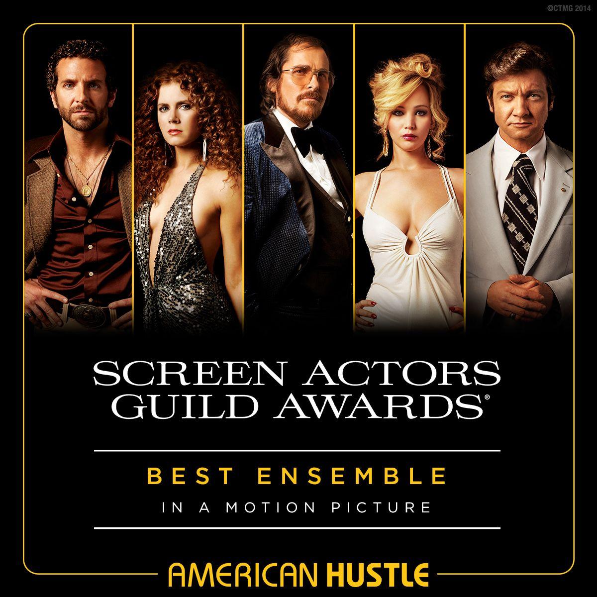 Screen Actors Guild Awards: American Hustle's cast wins ... |Motion Actors Guild