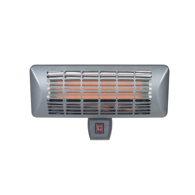 Oswald 2000W Wall Mounted Heater | Homebase