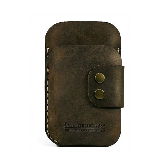 iPhone Leather Wallet iPhone