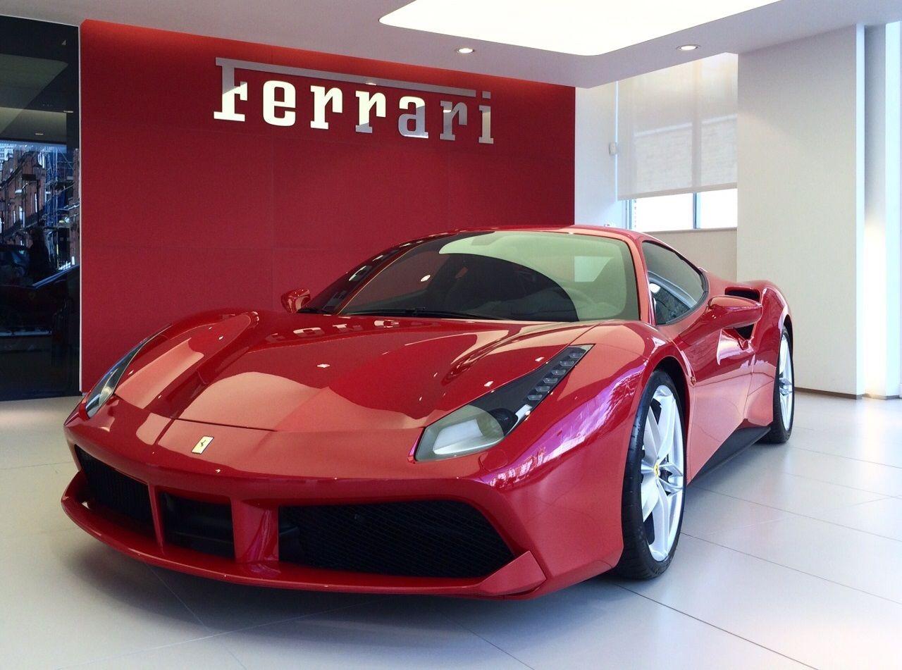 Ferrari 488 GTB | Vroom Vroom CARS | Pinterest | Ferrari, Cars and ...
