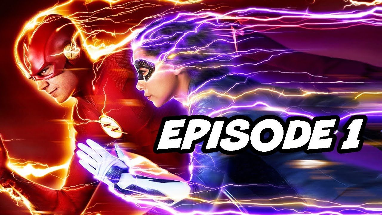 the flash season 5 episode 1 release date
