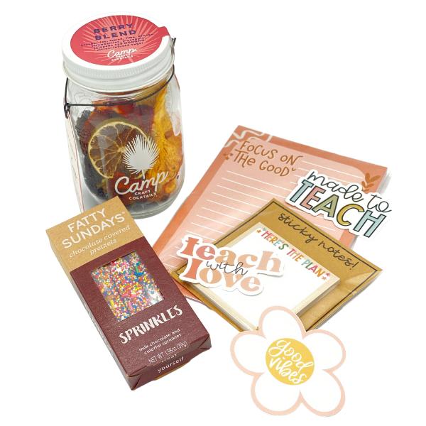 Teacher TLC Berry Blend Gift Box