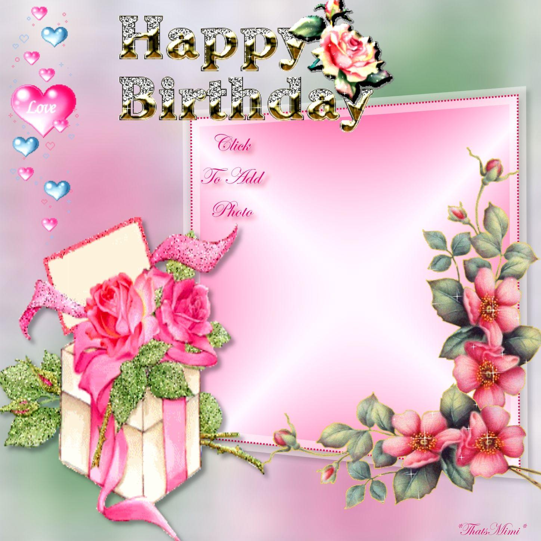 Thatsmimi S Birthday Frames