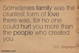 Image Result For Family Hurt You Quotes Family Emotionally