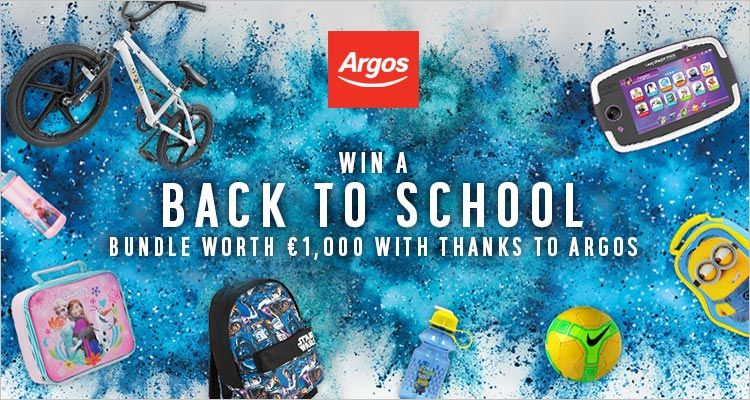 Win a Fantastic Back to School Bundle - http://www.competitions.ie/competition/win-a-fantastic-back-to-school-bundle/