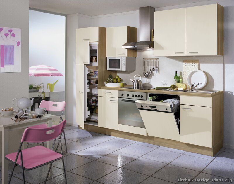 European Kitchen Cabinets Pictures And Design Ideas With Images