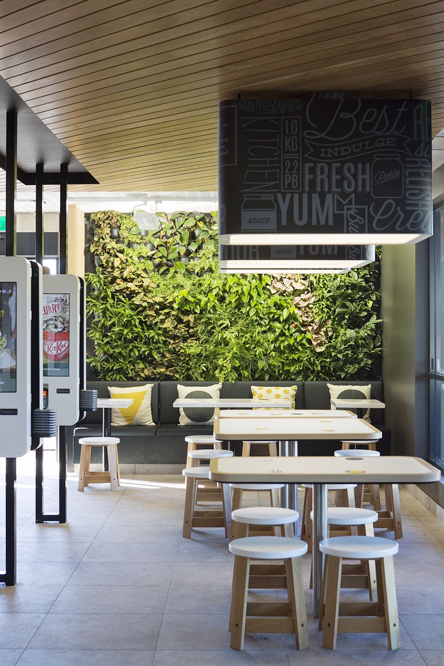 McDonalds Annerley - Brisbane - Vertikal | Office Designs | Pinterest