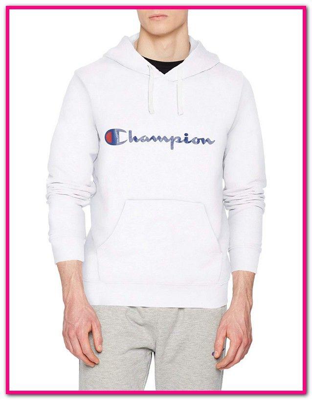 Champion Pullover Herren Weiss | Champion Herren Sweatshirt