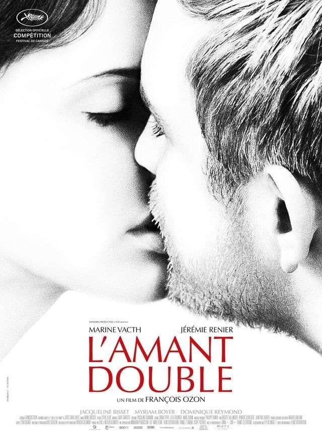 [18+ ] L amant Double 2017 720p BRRip 999MB (FRENCH)