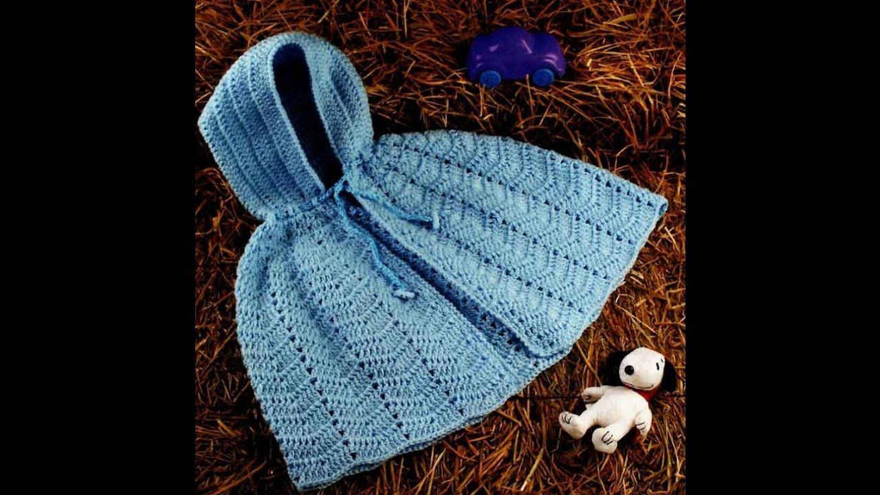 Crochet Patterns| for free |poncho patterns for kids| 1109