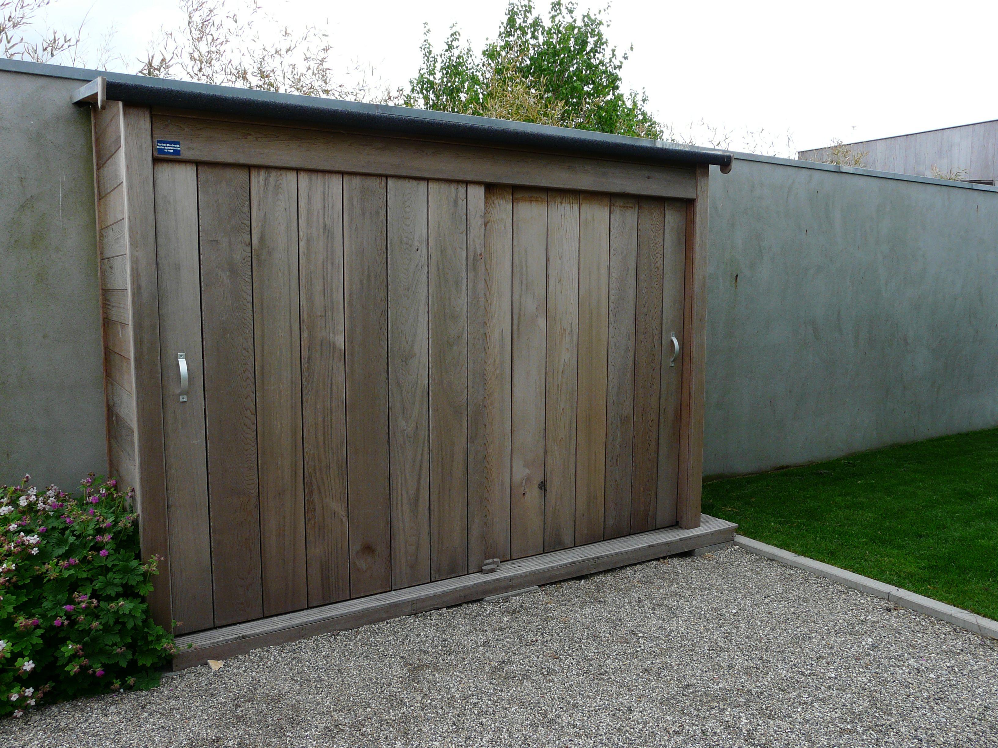 Love this garden cupboard puteskap putekasse pinterest for Garden pool sheds