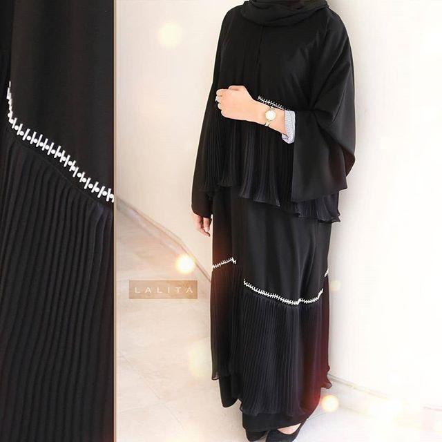 Repost Lalita Design With Instatoolsapp عــبـايـات لاليـتـا كولكشن رمضان و العيد Lal38 الاسعار الدينار Abaya Fashion Modern Abaya Fashion Outfits