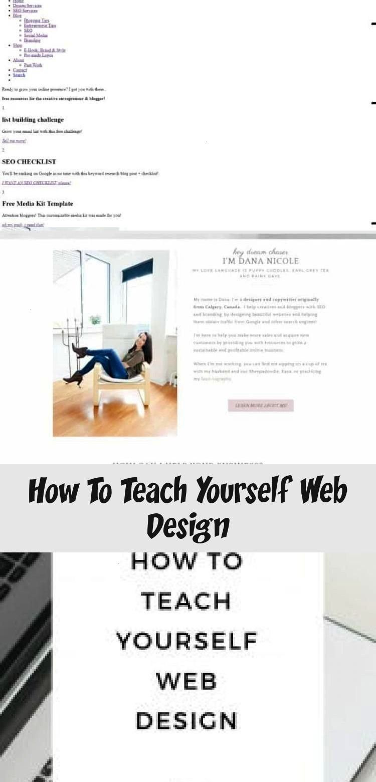 To Teach Yourself Web Design  Design  Learn what tools to use to teach yourself web design so you can begin building websites for clients How To Teach Yourself Web Design...